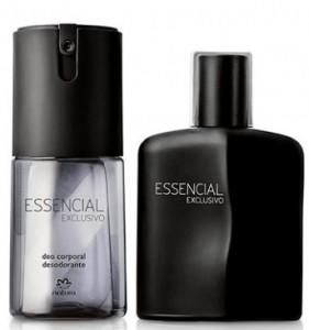 Perfume Essencial Exclusivo 100ml + Deo coporal Essencial Exclusivo 100 ml Natura