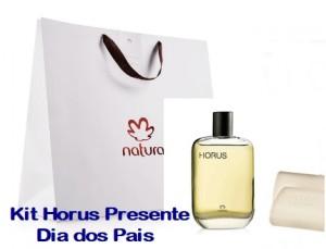 Perfume Horus colônia 100 ml + Sabonete em Barra Horus Kit Pais