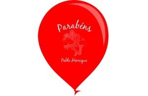 Balões personalizado