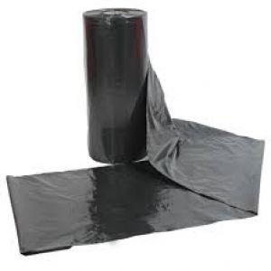 Lona plastica preta leve 3 X 100