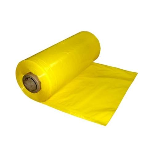 Lona plástica amarela 4x100 30kg