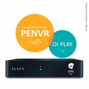 Oi TV Livre HD - ETRS35