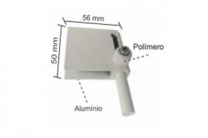 1800S- Trinco de pressão para janela de correr