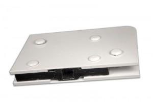1103G - Max Dobradiça inferior para mola de piso
